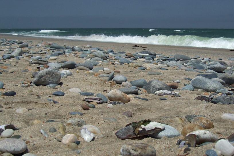 anikas fotos namibia steine am strand von svakopmund. Black Bedroom Furniture Sets. Home Design Ideas
